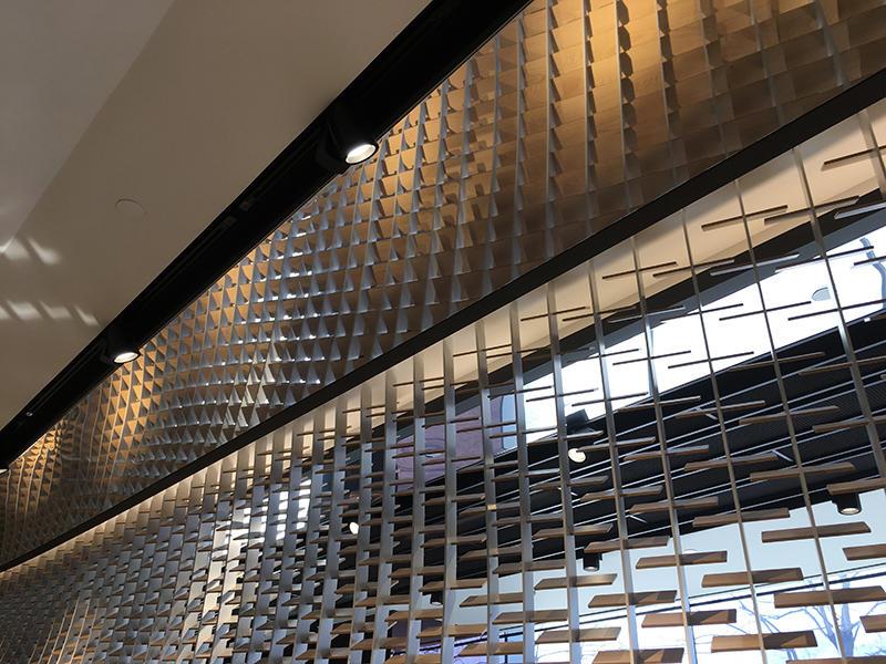 LED Lighting Used In Korea KIA SHOWROOM