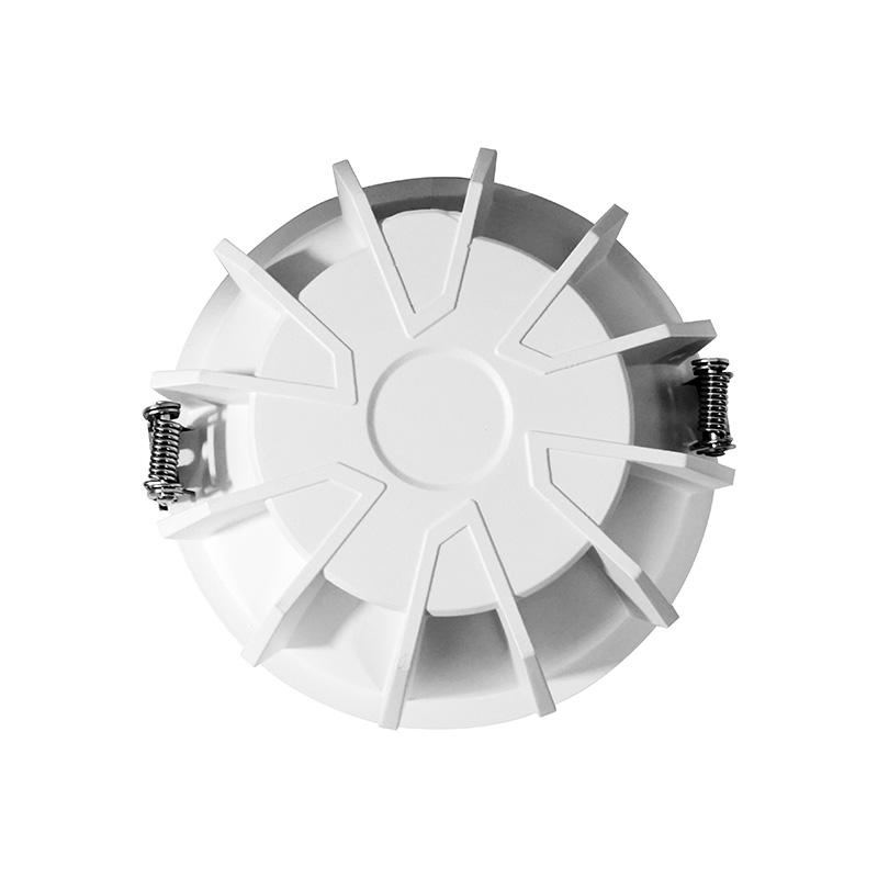 Commercial lighting energy efficient downlights fixtures
