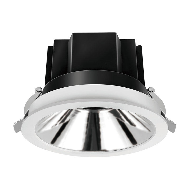 LED down light with dark light downlight lighting 124001-8 MAX 50W