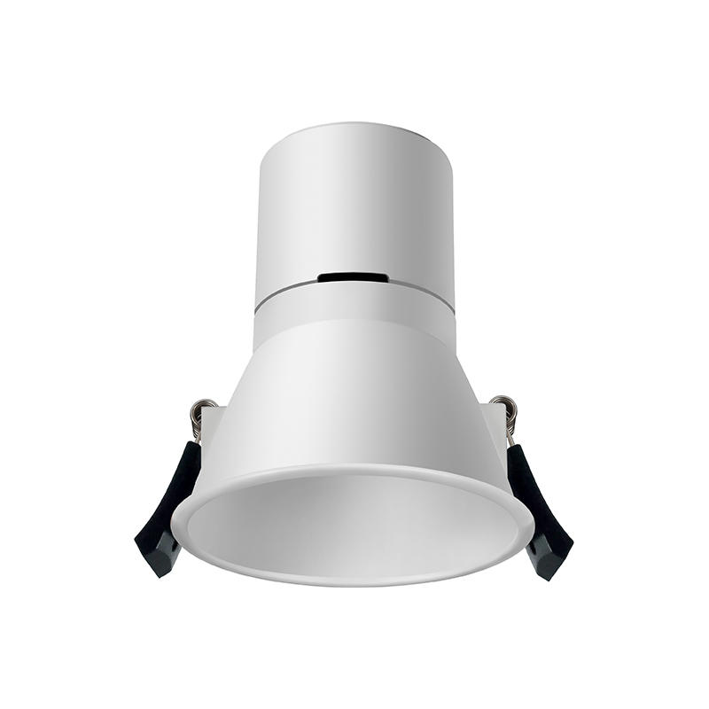 LED hotel light with narrow trim best price led downlights 126004 MAX 9W