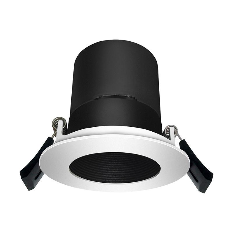 LED hotel light led down light housing 132001-1 MAX 9W