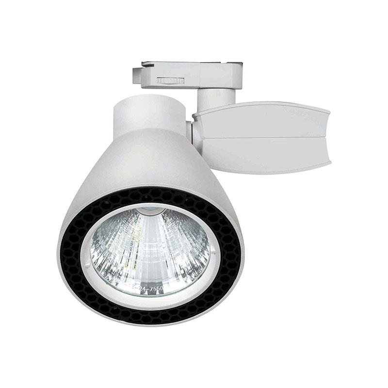 Bright LED track light track lighting kits 308201-1 MAX 35W