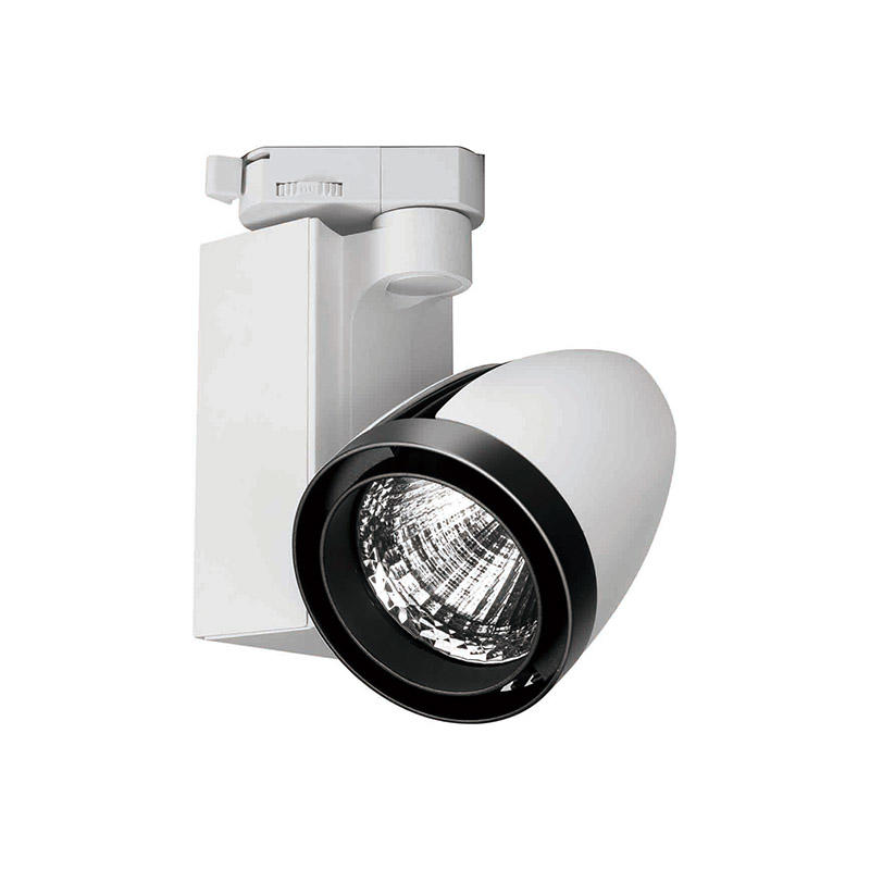 Contemporary LED track light wall track lighting 337201-3 MAX 50W