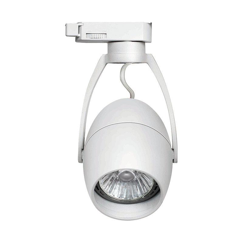 LED track light flexible track lighting family with LED lamp (PAR20/PAR30/GU/GU5.3)