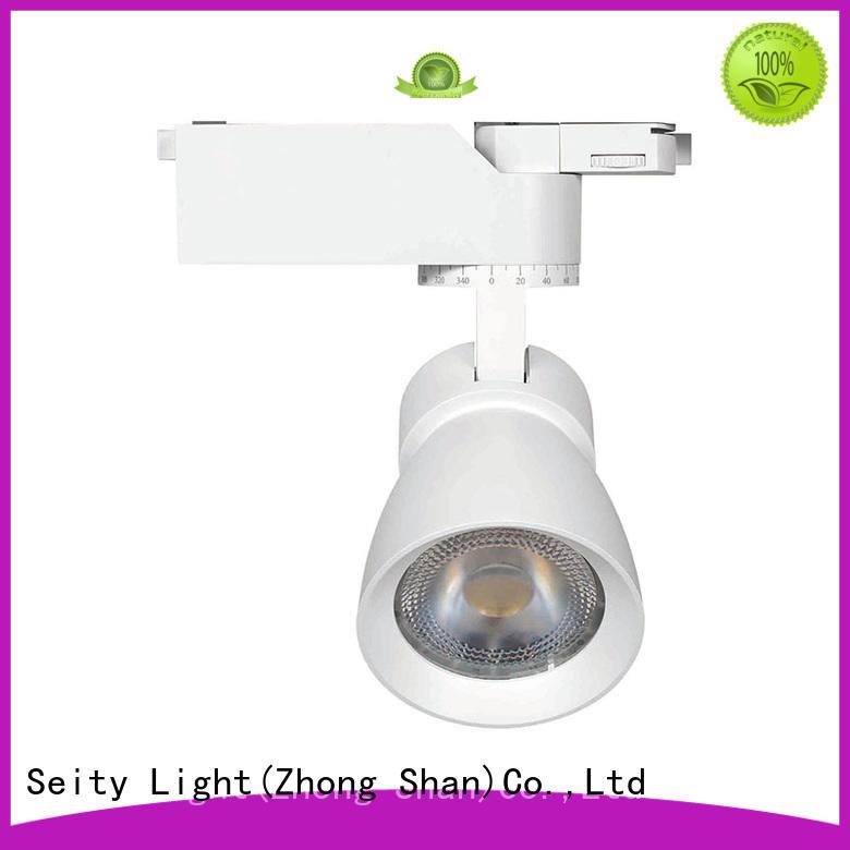 LED track light fixture decorative track lighting heads 338201-2 MAX 35W