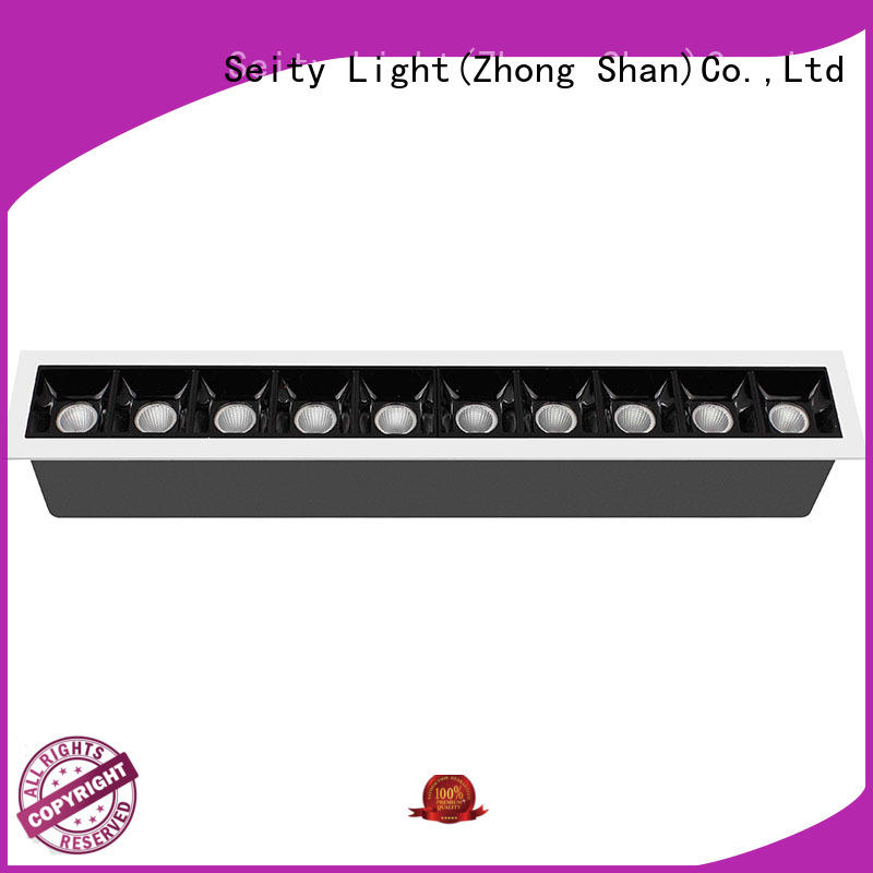 LED down light/grille light recessed downlight fixture 207015-10 MAX 20W