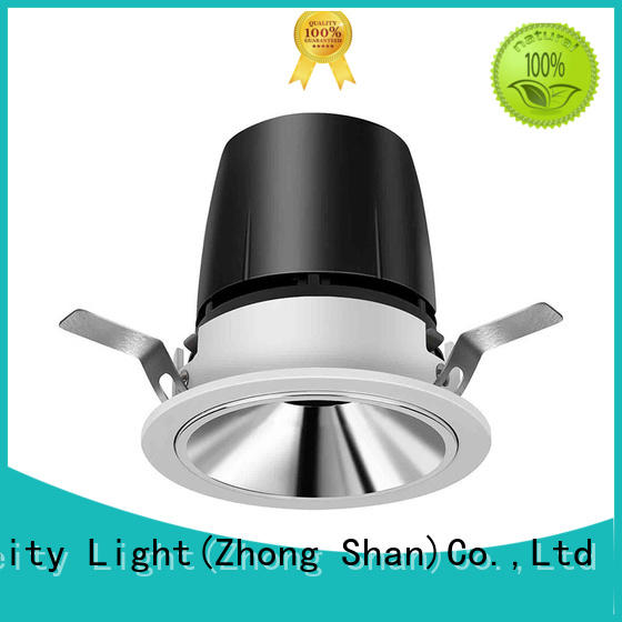 Seity colored slim led recessed downlight price online